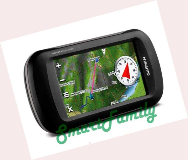 Garmin навигатор MONTANA 680