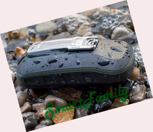 Garmin навигатор OREGON 700 в воде