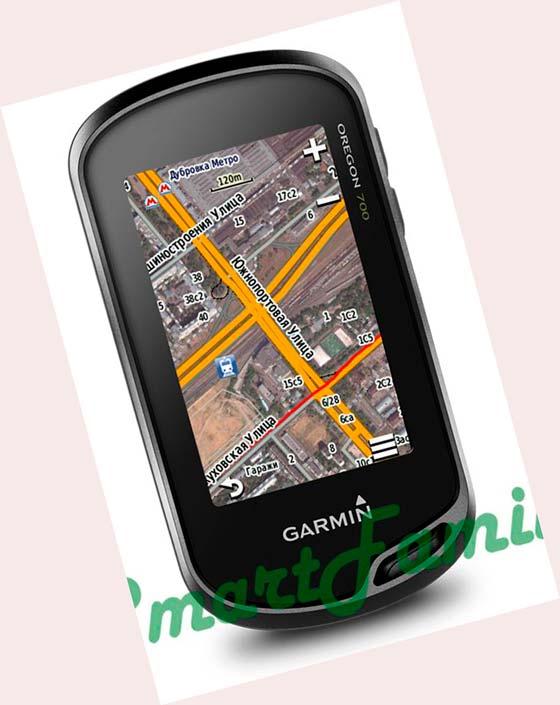 Гармин туристический навигатор OREGON 700