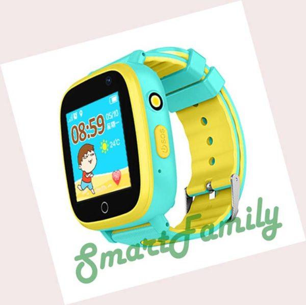 Smart baby watch Q11 зеленые