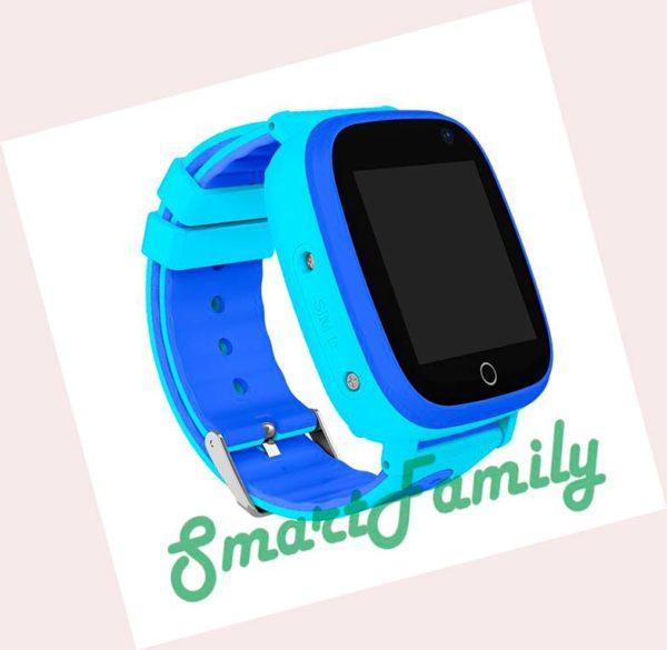 baby watch Q11 синие сбоку