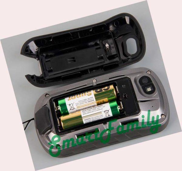 батарейки навигатор OREGON 750