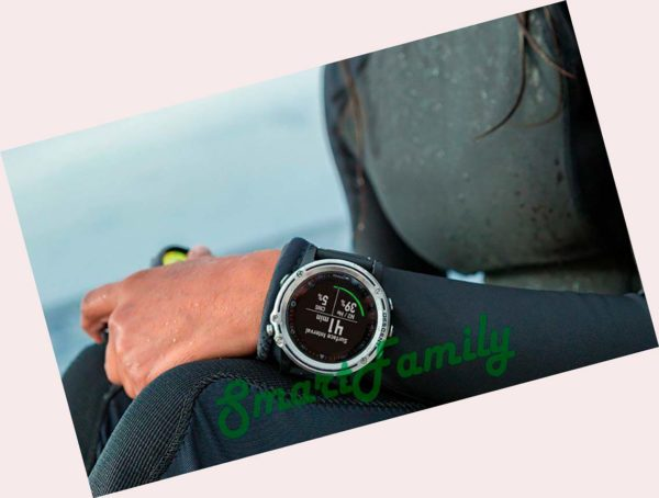 часы Descent Mk1 для дайверов