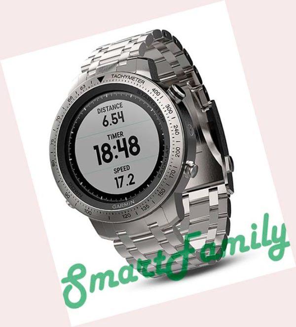 часы Fenix Chronos стальные