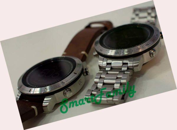 часы Fenix Chronos стальные стол