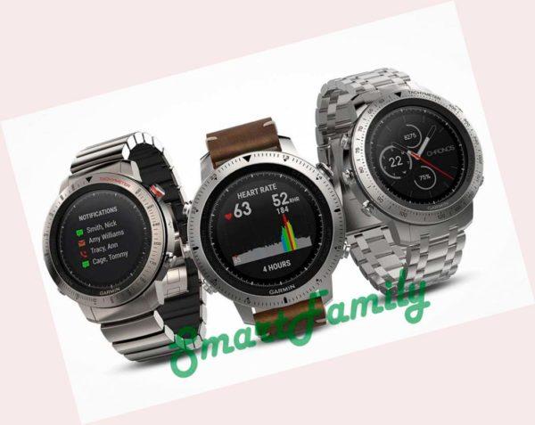часы Garmin Fenix Chronos