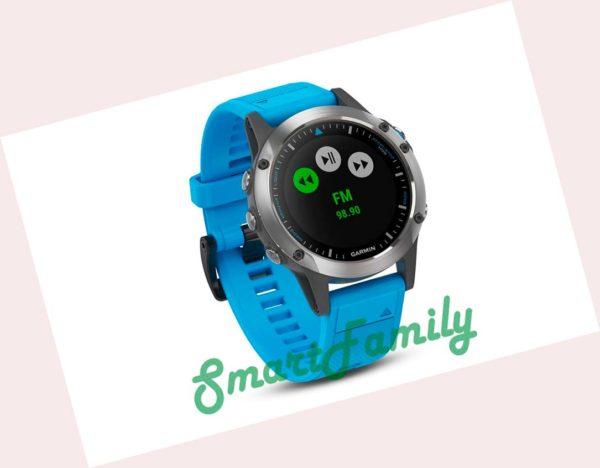 часы Quatix 5