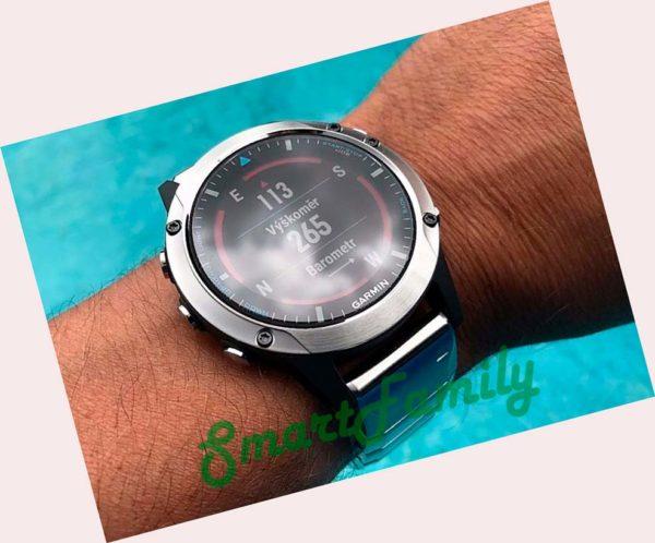часы Quatix 5 Sapphire
