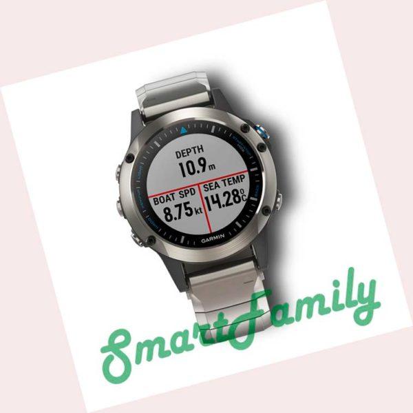 часы Quatix 5 титановые1