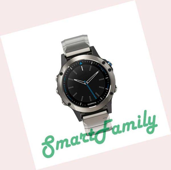 часы Quatix 5 титановые2
