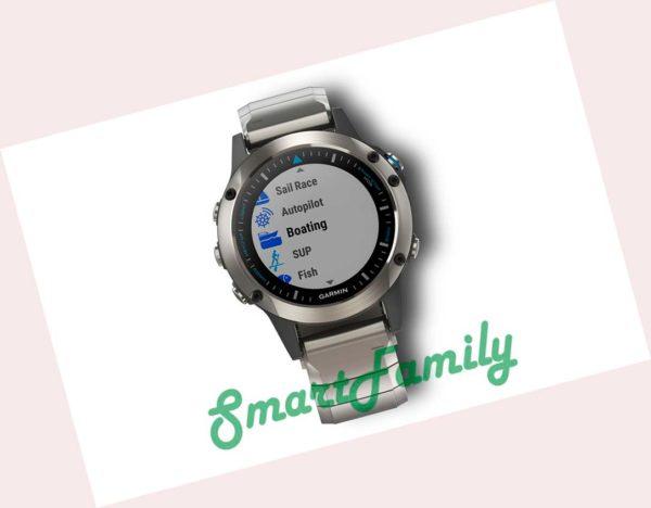 часы Quatix 5 титановые3