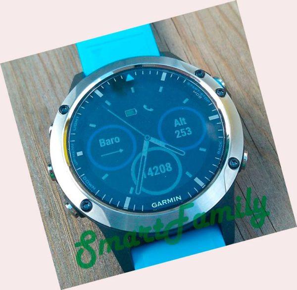 часы Quatix 5 имидж