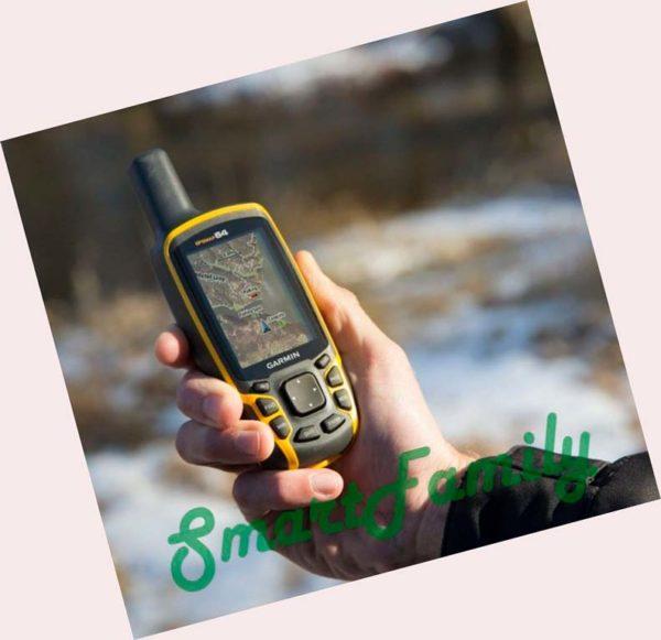 кнопочный навигатор GPSMAP 64