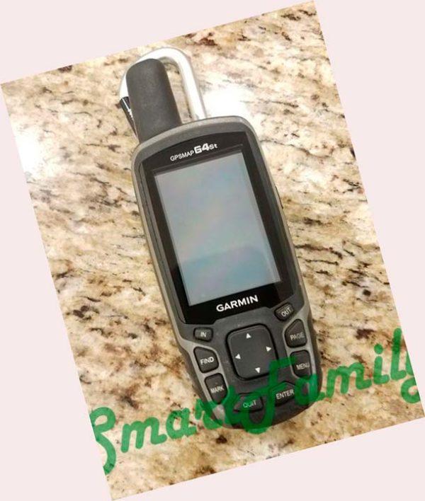 кнопочный навигатор GPSMAP 64st
