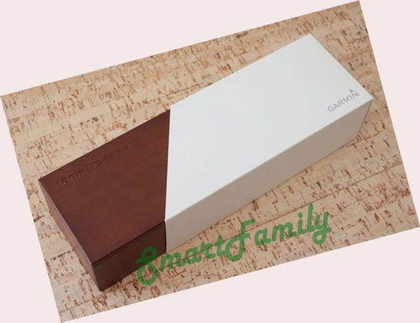 коробка Garmin Fenix Chronos