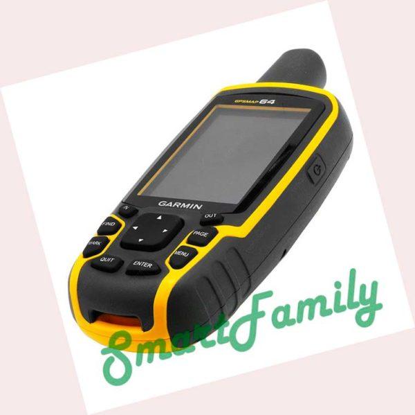 надежный навигатор GPSMAP 64