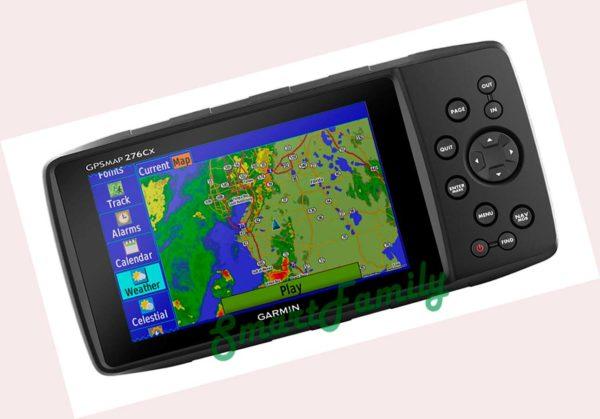 навигатор GPSMAP 276CX