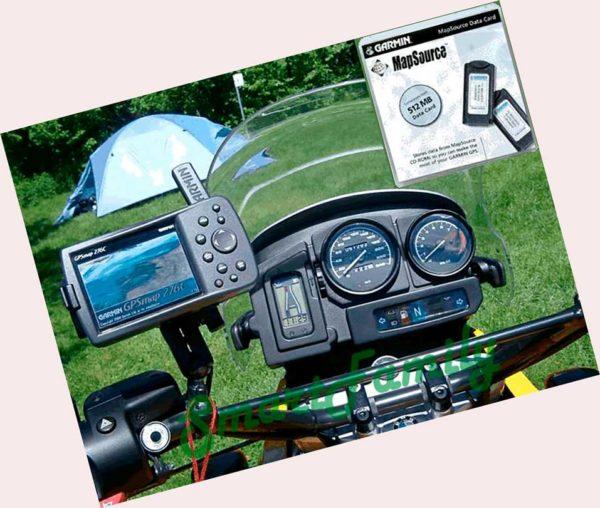 навигатор GPSMAP 276CX для спецтехники