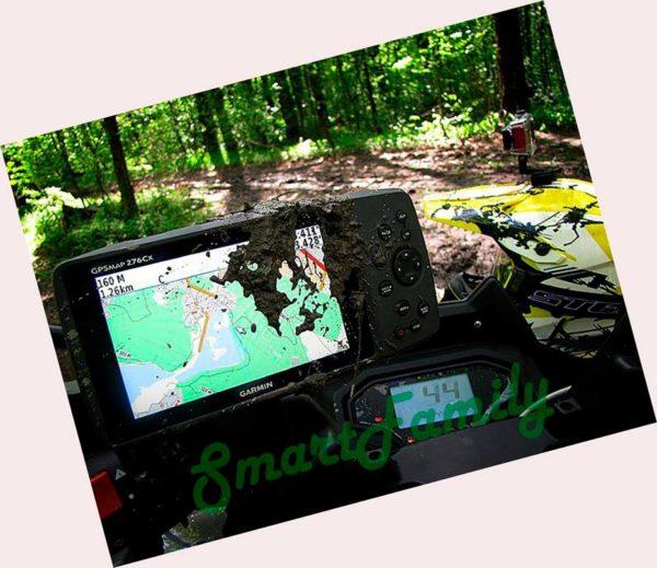 навигатор GPSMAP 276CX грязезащитный