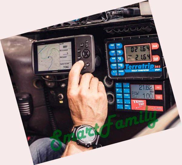 навигатор GPSMAP 276CX ралли