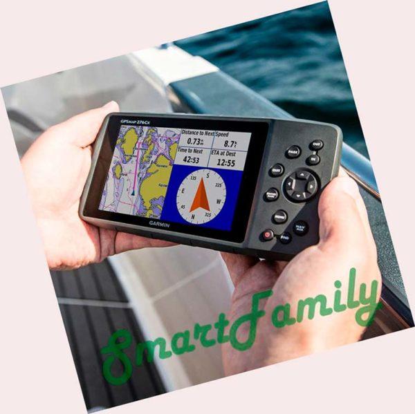 навигатор GPSMAP 276CX водонепроницаемый