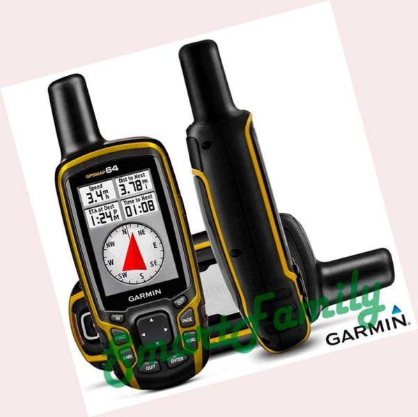 навигатор GPSMAP 64 компас