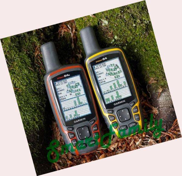 навигатор GPSMAP 64 сравнение
