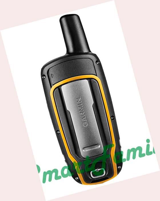 навигатор GPSMAP 64 сзади