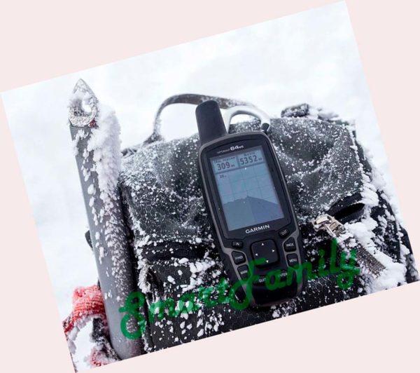 навигатор GPSMAP 64st имидж