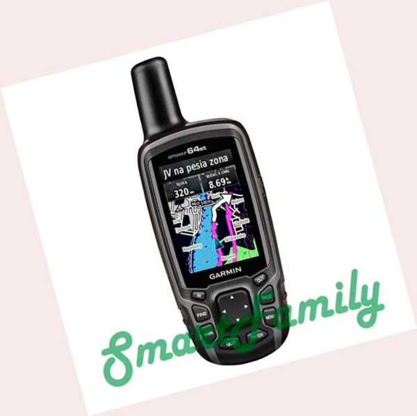навигатор GPSMAP 64st карты