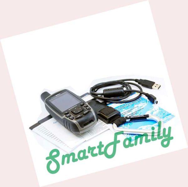навигатор GPSMAP 64st комплектация