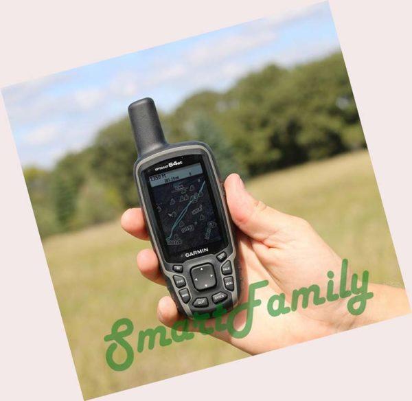 навигатор GPSMAP 64st туриста
