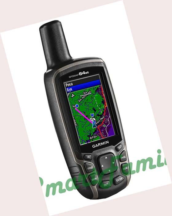 навигатор GPSMAP 64st