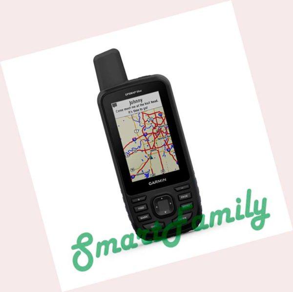 навигатор GPSMAP 66ST карты дорог