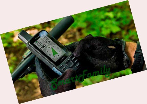 навигатор GPSMAP 66ST крепление велик