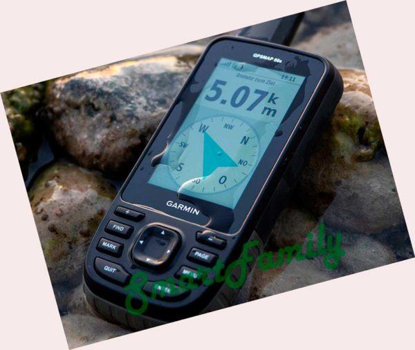 навигатор GPSMAP 66ST водонепроницаемый