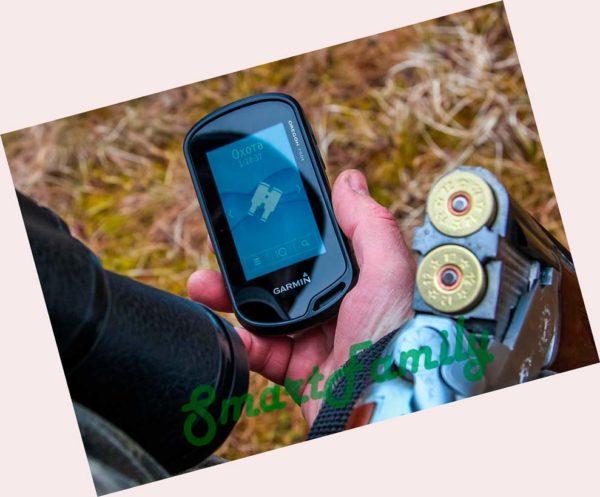 навигатор OREGON 750 для охоты