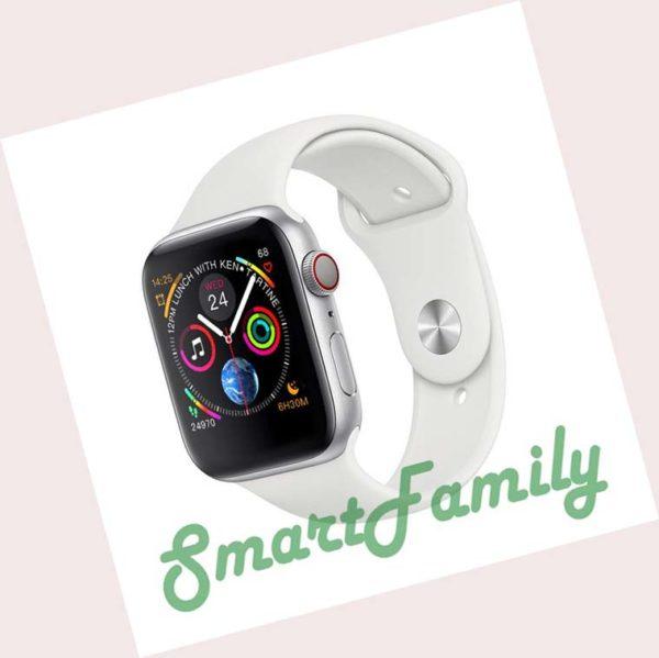 smart watch IWO 7 белые