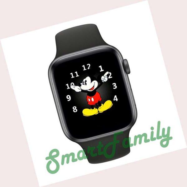 smart watch IWO 7 черные