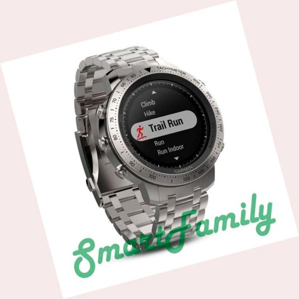 спортивные часы Fenix Chronos