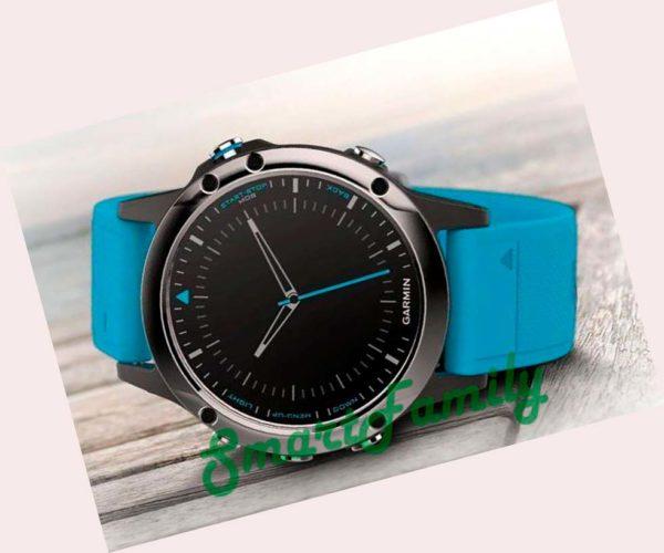 спортивные часы quatix-5