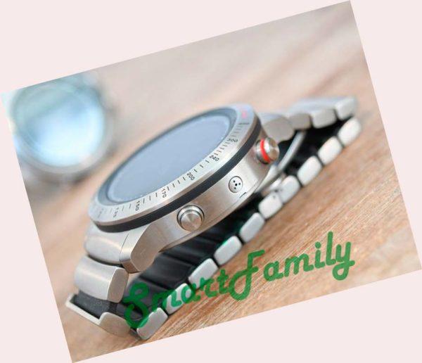 титановые часы FENIX CHRONOS
