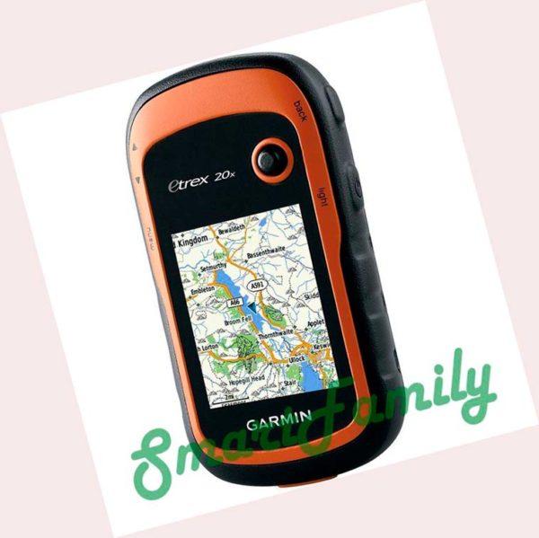 туристический навигатор ETREX 20X