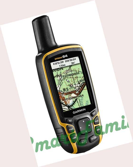туристический навигатор GPSMAP 64