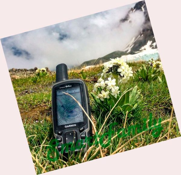 туристический навигатор GPSMAP 64st