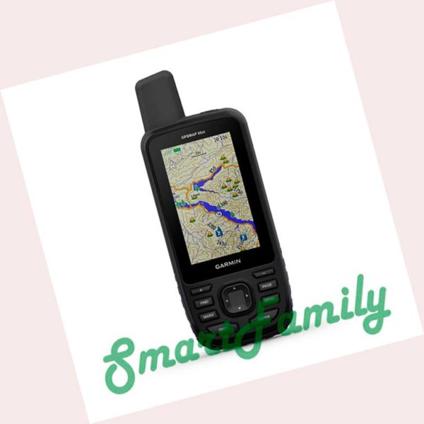 туристический навигатор GPSMAP 66ST