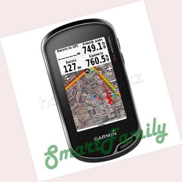 туристический навигатор OREGON 750