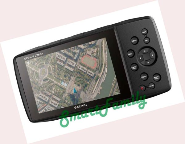 универсальный навигатор GPSMAP 276CX