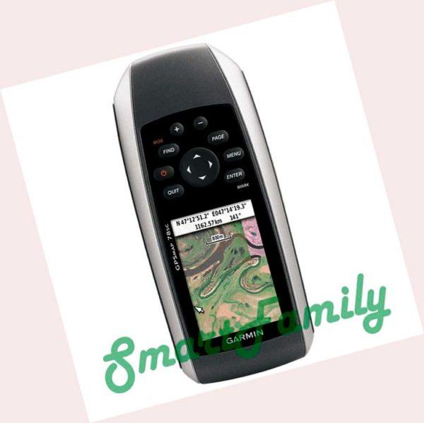 водный навигатор GPSMAP 78