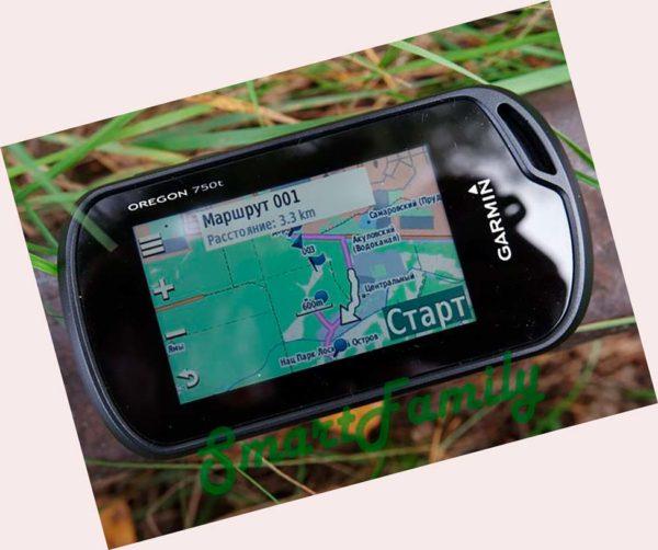 водный навигатор OREGON 750